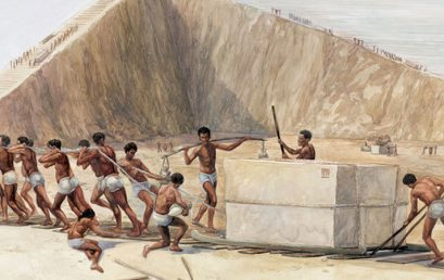 1.9. Zidanje piramida