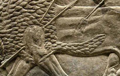 4.7. Proročena propast Ninive